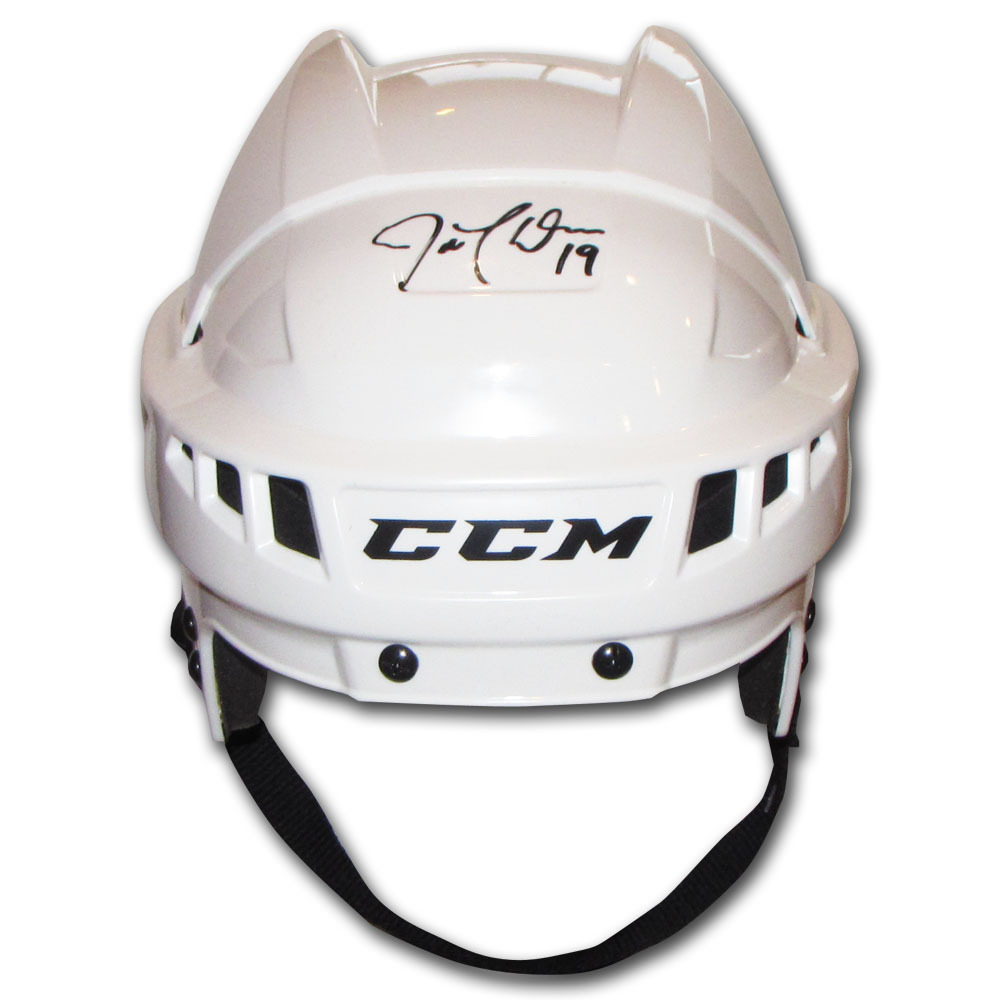 Joe Thornton Autographed CCM Hockey Helmet (San Jose Sharks)