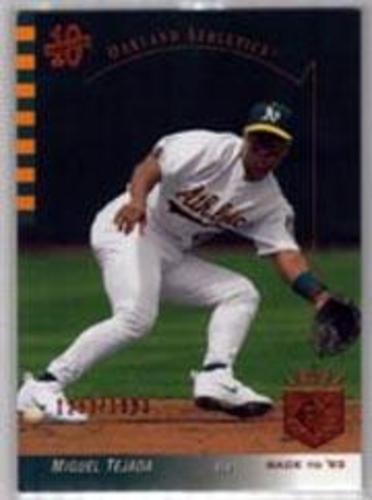 Photo of 2003 SP Authentic #143 Miguel Tejada B93