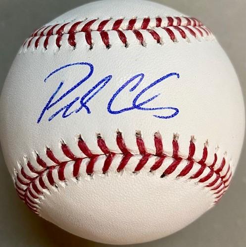Photo of Patrick Corbin Autographed Baseball