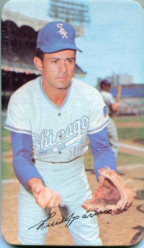 Photo of 1971 Topps Super #23 Luis Aparicio