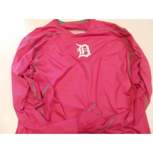 Photo of Pink Dry-Fit Shirt