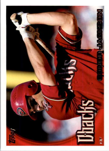 Photo of 2010 Topps #478 Conor Jackson