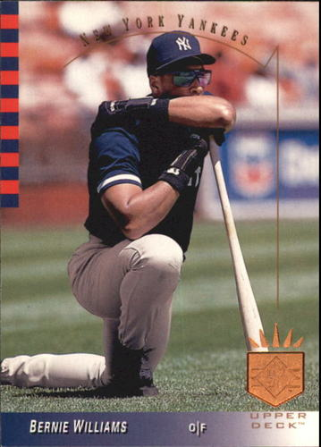 Photo of 1993 SP #270 Bernie Williams