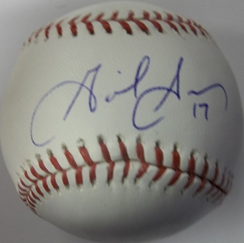 Photo of Gaby Sanchez Autographed Baseball