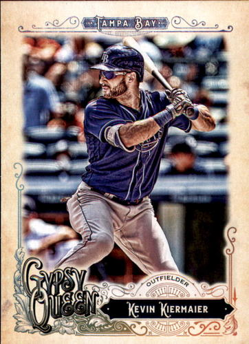 Photo of 2017 Topps Gypsy Queen #51 Kevin Kiermaier
