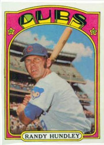 Photo of 1972 Topps #258 Randy Hundley