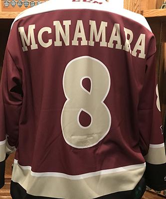 Matt McNamara (#8) - Game-Worn Petes Alumni Homecoming Jersey