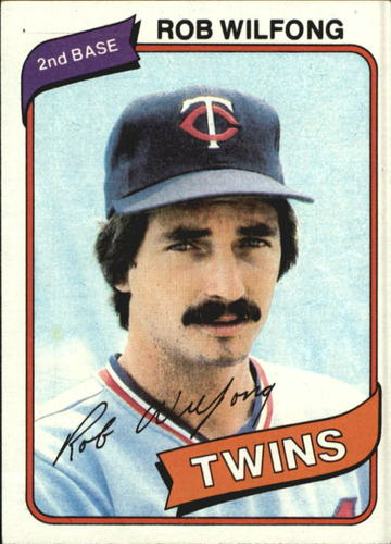Photo of 1980 Topps #238 Rob Wilfong
