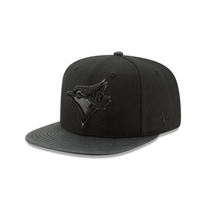 Toronto Blue Jays Coated Cotton Strapback Cap by New Era