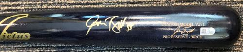 Photo of Josh Bell Autographed Bat