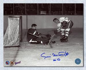 Eric Nesterenko Toronto Maple Leafs Autographed 8x10 Photo