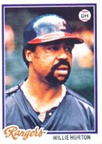 Photo of 1978 Topps #290 Willie Horton
