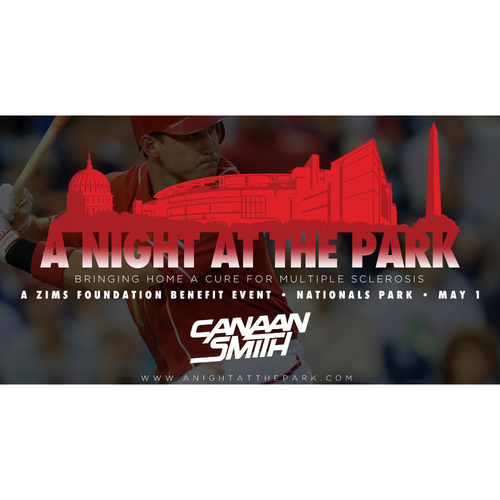"""Photo of Washington Nationals Clubhouse Tour with Ryan Zimmerman and VIP Tickets to """"A Night at the Park"""" ziMS Foundation Benefit"""