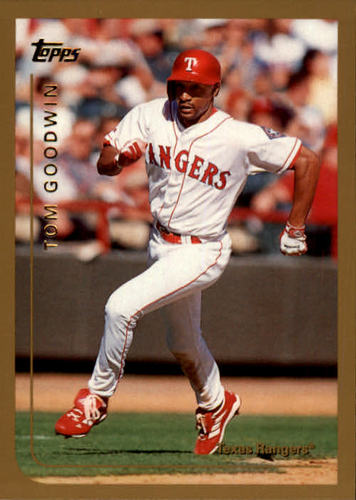 Photo of 1999 Topps #111 Tom Goodwin