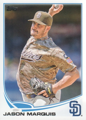 Photo of 2013 Topps #562 Jason Marquis