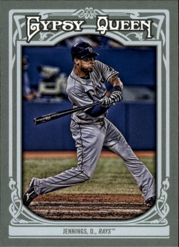 Photo of 2013 Topps Gypsy Queen #337 Desmond Jennings