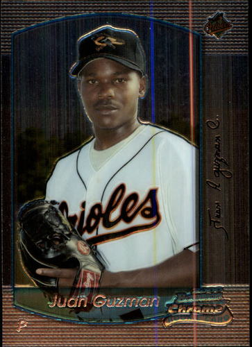 Photo of 2000 Bowman Chrome #356 Juan Guzman RC