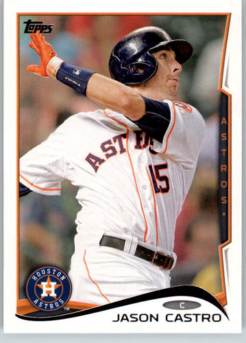 Photo of 2014 Topps #145 Jason Castro