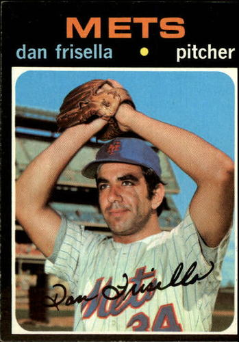 Photo of 1971 Topps #104 Dan Frisella