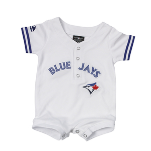 Infant Home Jersey Romper by Majestic