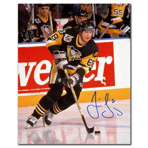 Jaromir Jagr Pittsburgh Penguins RUSH Autographed 8x10
