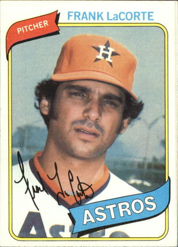 Photo of 1980 Topps #411 Frank LaCorte