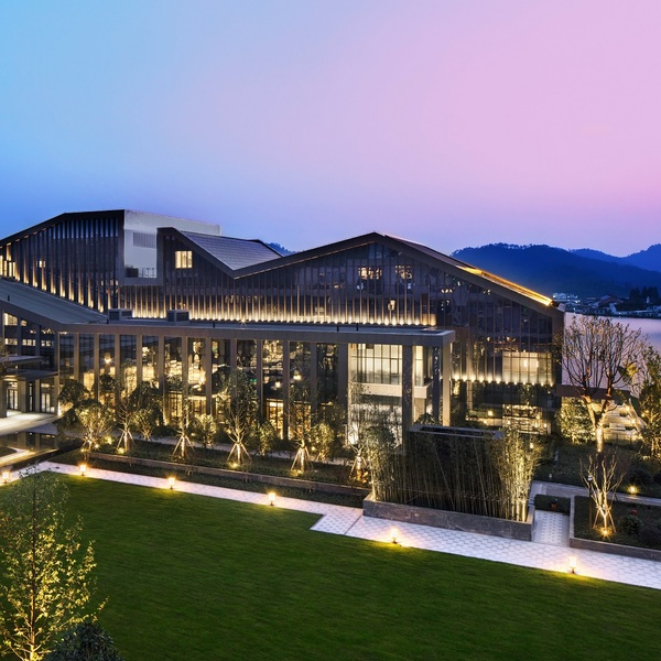 Click to view Visit the Historical Song Dynasty with Hilton Ningbo Dongqian Lake Resort.