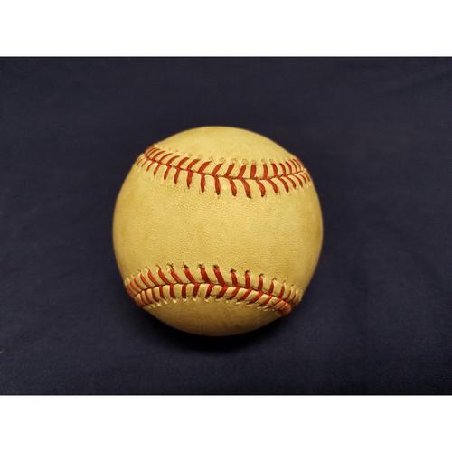 Photo of Albert Pujols Career Hit 2,846 Game-Used Baseball, Single