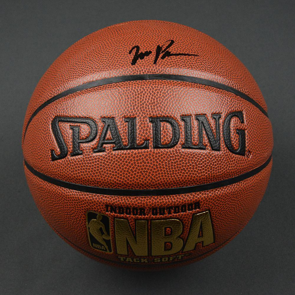 Jabari Parker - Milwaukee Bucks - 2014 NBA Draft - Autographed Basketball