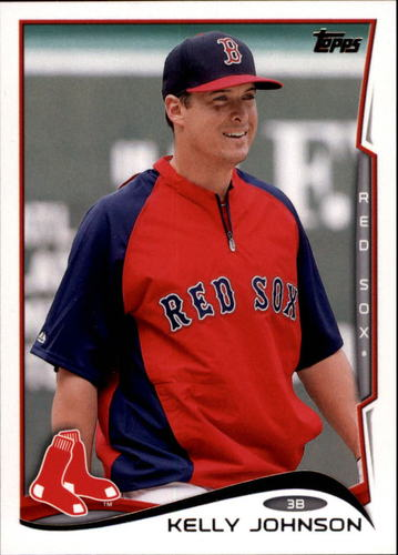 Photo of 2014 Topps Update #US183 Kelly Johnson