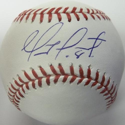 Photo of Geovany Soto Autographed Baseball