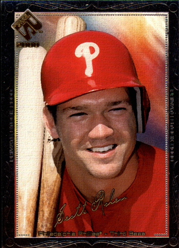 Photo of 2000 Private Stock Silver Portraits #110 Scott Rolen