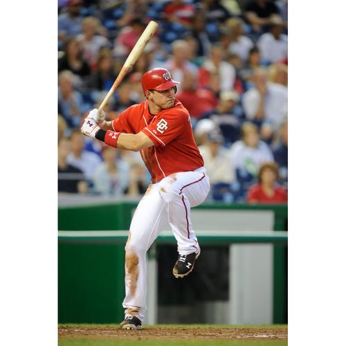 Photo of Ryan Zimmerman Game-Used Bat