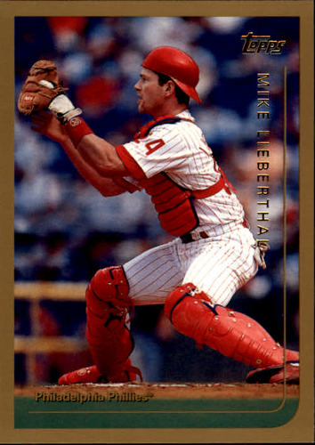 Photo of 1999 Topps #159 Mike Lieberthal