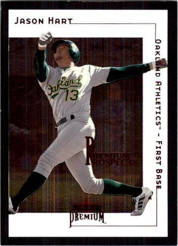Photo of 2001 Fleer Premium Star Ruby #225 Jason Hart