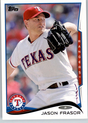 Photo of 2014 Topps #147 Jason Frasor