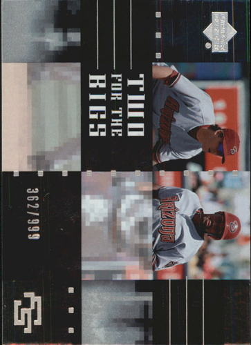 Photo of 2007 Upper Deck Future Stars Two for the Bigs #DY Stephen Drew/Chris Young