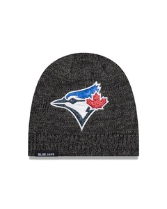Toronto Blue Jays Jr. Glitter Chic Beanie Knit by New Era