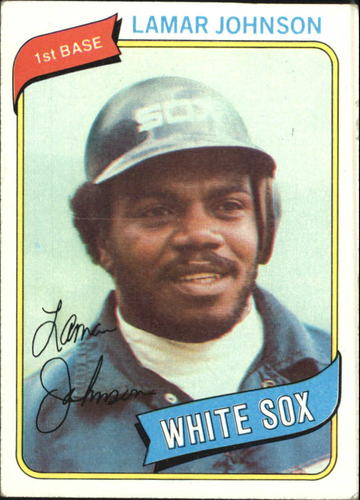 Photo of 1980 Topps #242 Lamar Johnson