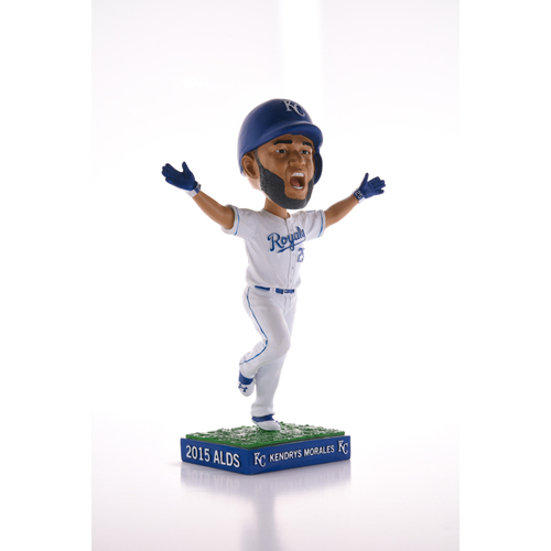 Photo of Royals Charities: Commemorative Postseason Kendrys Morales Bobblehead
