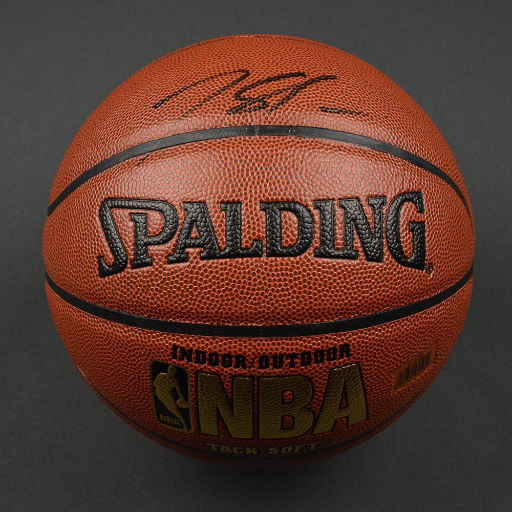 Karl-Anthony Towns - Minnesota Timberwolves - 2015 NBA Draft - Autographed Basketball