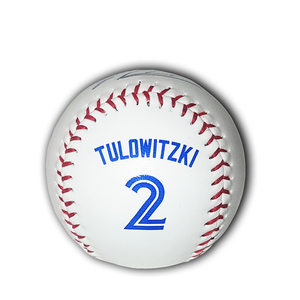 Toronto Blue Jays Troy Tulowitzki Baseball by Rawlings