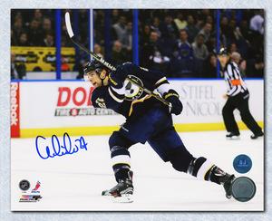 Alex Pietrangelo St. Louis Blues Autographed Slapshot 8x10 Photo