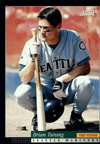 Photo of 1994 Score #637 Brian Turang RC