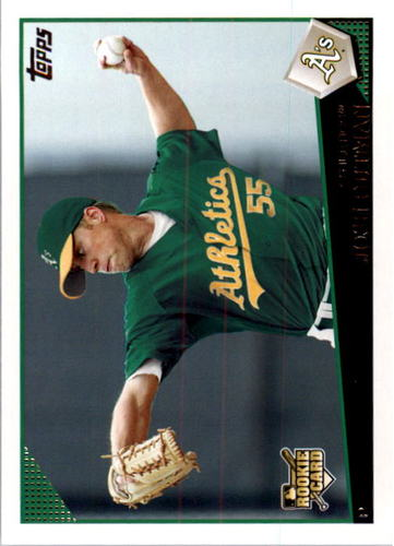 Photo of 2009 Topps #63 Josh Outman RC