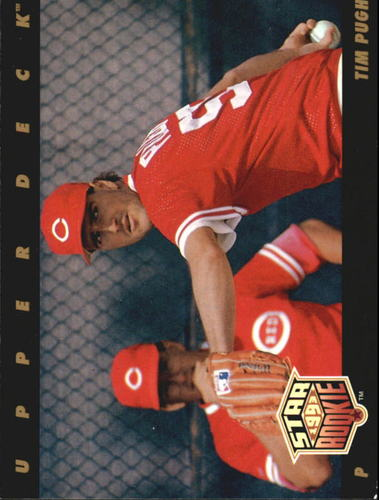 Photo of 1993 Upper Deck Gold Hologram #26 Tim Pugh