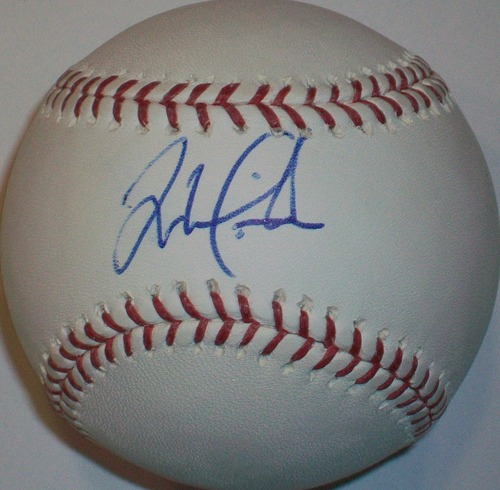 Photo of Will Middlebrooks Autographed Baseball
