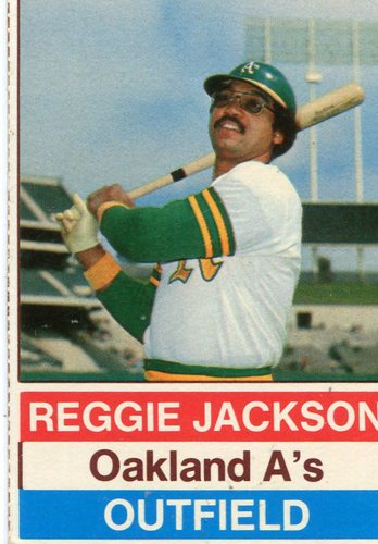 Photo of 1976 Hostess #146 Reggie Jackson