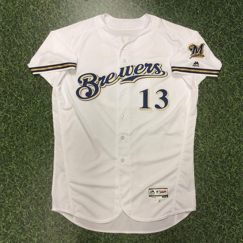 Photo of Will Smith 2016 Opening Day Jersey