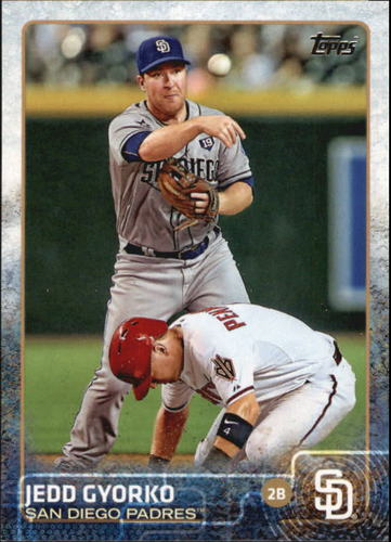 Photo of 2015 Topps #337 Jedd Gyorko